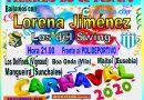 Lorena Jiménez llegará a los Carnavales de Seeber