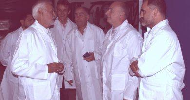 El Grupo Cooperativo Devoto recibió la visita de Cafiero y Acastello