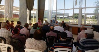 Productores de San Pedro, La Flor y Beiro pidieron ayuda al Gobierno Provincial