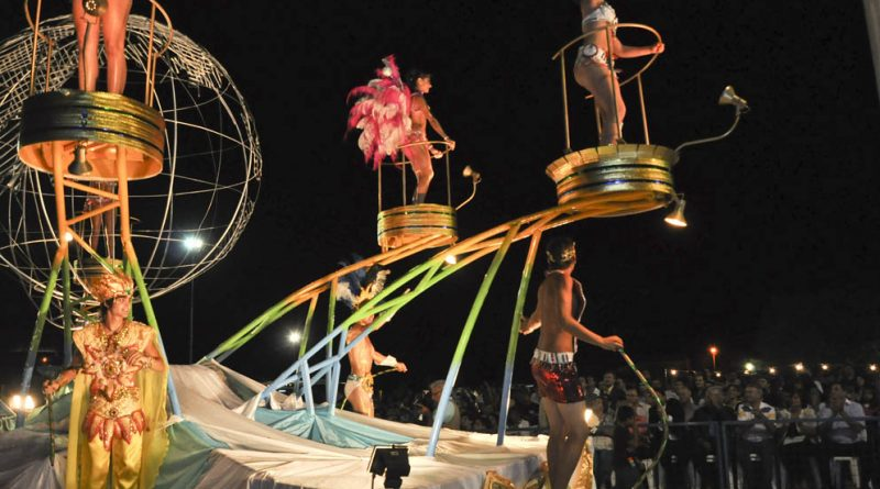 Finde Largoooo  – Córdoba vive la fiesta «carnavalera» 2020