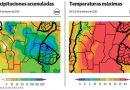 CLIMA: Pronostican otra tanda de fuertes lluvias en el norte de Córdoba