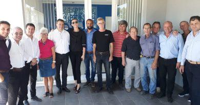 """EXCLUSIVO –  La Secretaria de Parques Industriales  visitó la nueva planta de """"Paganini y Comba"""" – Te mostramos las instalaciones"""
