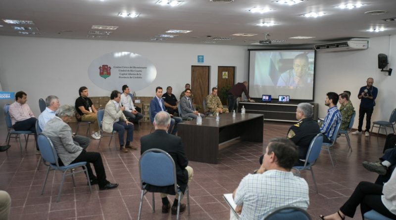 Coronavirus: el primer C.O.E. regional ya funciona en Río Cuarto