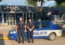 Cinco detenidos en Brinkmann por «charlar en la vereda»