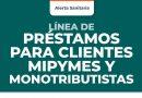 Bancor asistirá a MiPymes y a las monotributistas empleadoras