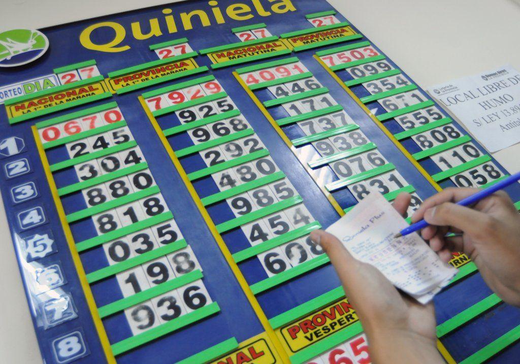 ¡Volvió la Quiniela! Desde hoy, sorteos de LOTBA y provincia de Buenos Aires – La Radio 102.9