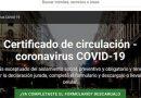 Coronavirus: Desde hoy rige el nuevo permiso para circular: cómo tramitarlo, paso a paso