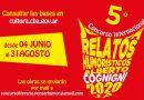"""5ta edición del concurso Relatos Humorísticos """"Alberto Cognigni"""""""