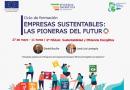 Capacitación sobre «Empresas Sustentables, las pioneras del futuro»