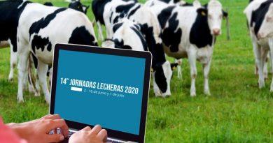 Las Jornadas Lecheras Nacionales, este año por 'streaming'