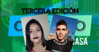 Cantando desde Casa: Gabi Strumia y Xiomara Romano son participantes del certamen internacional y necesitan tu voto