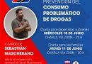 Charla por Zoom con Sebastián Mascherano sobre «Consumo de drogas»