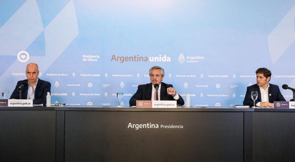 Alberto Fernandez anunciò la etapa de «Distanciamiento» para el resto de Còrdoba – La Radio 102.9