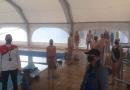 El equipo de natación de Tiro volvió a los entrenamientos