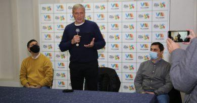Brinkmann: Este viernes llegaría el Pichi Campana para entregar subsidios a los cinco clubes