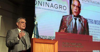 Coninagro le presentó al Gobierno un Acuerdo para federalizar la economía
