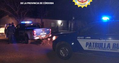 Policia recupera 15 mil kilos de soja robados en un campo de Col. Maunier