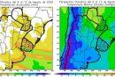 Pronóstico en la provincia: vuelve el frío, pero con pocas chances de lluvias
