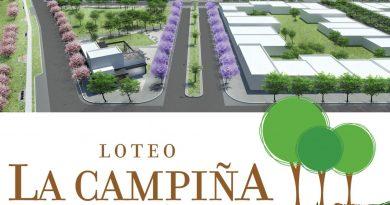 La Campiña, un desarrollo urbanístico que va despegando!!