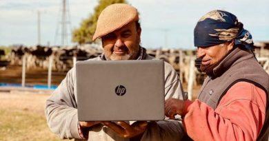 CoopMorteros superó las 100 conexiones rurales