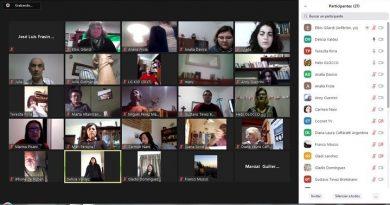 Comenzó el XXIX Encuentro Nacional e Internacional de Poetas