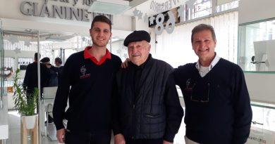 (🔊) –  Tres generaciones celebran los 68 años de Relojería Gianinetti