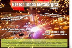 "Comunicado de la firma ""Néstor Tonda Metalúrgica"""