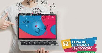 Presentan la Feria de Ciencias y Tecnología #DesdeCasa