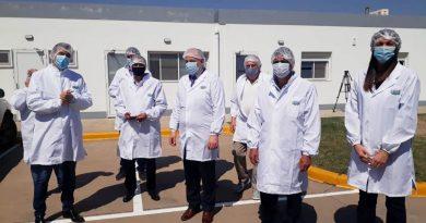 ( 🔊 ) – Roberto Bossio de Lactear contó que la producción está a full y en 180 días se conectan al gas natural