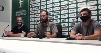 """(🔊 ) – Aróstegui: """"Necesito el apoyo para seguir adelante con Sp. Belgrano San Fsco"""""""