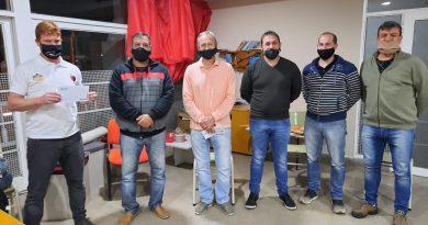 CoopBrinkmann aporta para renovar iluminación Led en club Centro Social