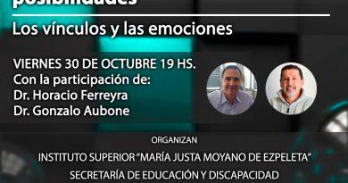 """Morteros: Este viernes conversatorio con Horacio Ferreyra sobre """"Educación Pos Pandemia"""""""