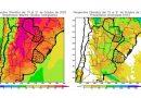 Calor y agua: en Córdoba, la máxima podría superar los 40° y llegarían nuevas lluvias