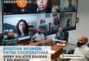 Positiva reunión entre Cooperativas: ERSEP solicitó equidad y solidaridad