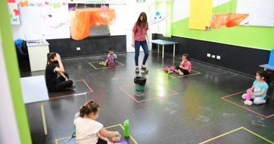 """Abrió sus puertas el Jardín Maternal """"Nuevelín"""" que fue visitada por la Secretaria de Educación Municipal"""