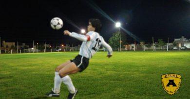 Atlas, Centro, Nueve y Tiro encendieron luces en sus estadios para homenajear a Maradona