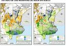 El norte cordobés y parte de la zona núcleo, beneficiados por lluvias de hasta 31 milímetros