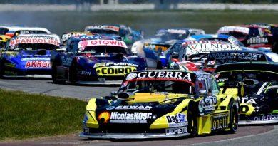 TCPM: Brezzo ya está en La Plata para la 2* fecha de la Copa Coronación