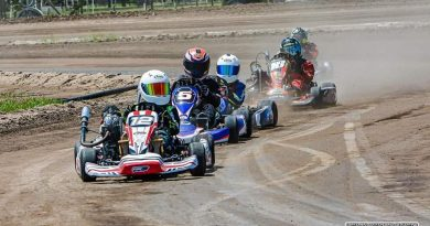 Se correrá en Suardi la 4° fecha del Certamen Santafesino de Karting