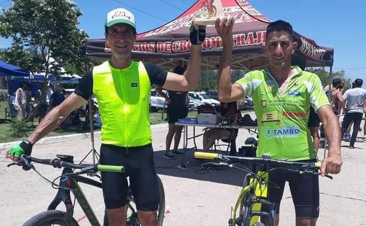 Ponce y Grimaldi obtuvieron primeros puestos en El Fuertecito