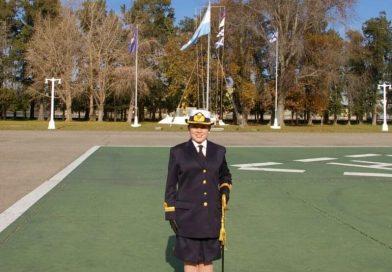 🔊 Paola Di Luzio contó cómo es trabajar en la Base Naval de la Armada Argentina