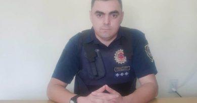 Desde el lunes Emanuel Carrizo se hace cargo de la Comisaría Brinkmann