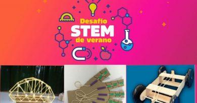 Desafío de verano en ciencia, tecnología, ingeniería y matemáticas