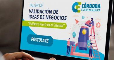 "Emprendedores: becas para el taller ""Validación de Ideas de Negocios"""