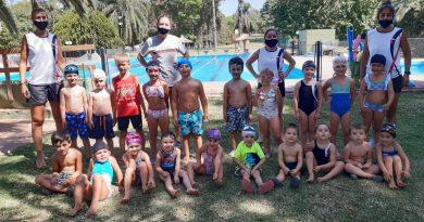 Verano en Centro Social – Cerraron las actividades de natación recreativa