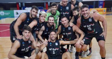 Liga Argentina: Balsuar Tiro sumó su tercera victoria consecutiva