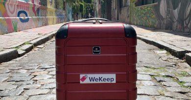 🔊 WeKeep: La app que te resguardará el equipaje durante un día de tránsito o escala de viaje