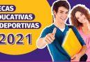 Abren las inscripciones para las 'Becas Educativas y Deportivas 2021'