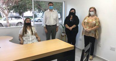 CENMA 128 inauguró zona administrativa y nueva dirección