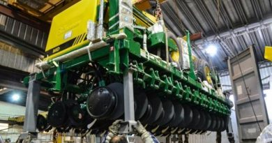 La maquinaria agrícola acelera a fondo: arrancó 2021 con un incremento del 107%
